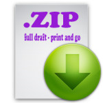 Zip File Download File - No Software