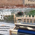 Mournin Max – Celebrating 100 years of distance learning in weaving.