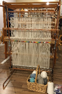 36 inch Copper Navajo Style Loom Plans