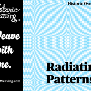 Cover Page for Radiating Patterns ebook