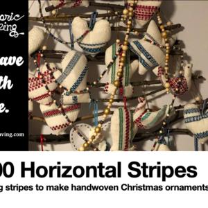 100 Horizontal Sripes Cover Shot
