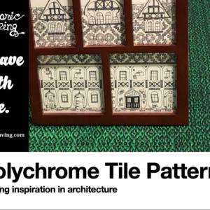Polychrome Tile Pattern